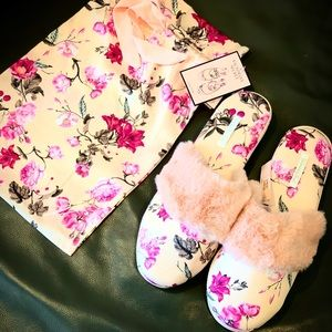 Victoria's Secret slipper